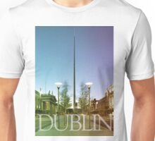 Dublin (green/orange gradient)  Unisex T-Shirt