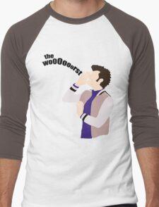 The WooOorst Men's Baseball ¾ T-Shirt