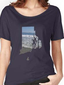 The Ocean State Women's Relaxed Fit T-Shirt