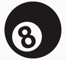 Billiards eight 8 ball by Designzz