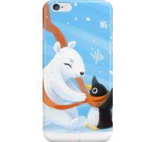 Uncle Bear iPhone Case/Skin