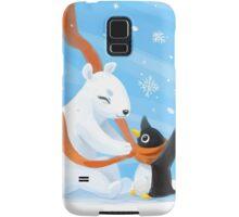 Uncle Bear Samsung Galaxy Case/Skin