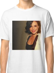 Lana Parrilla - Once Upon a Time - Windfall Classic T-Shirt