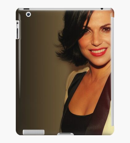 Lana Parrilla - Once Upon a Time - Windfall iPad Case/Skin