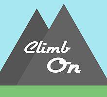 Climb On by adamstuart