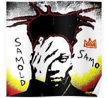 Samold Basquiat Poster