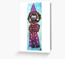 Heavenly Mother 1 Greeting Card