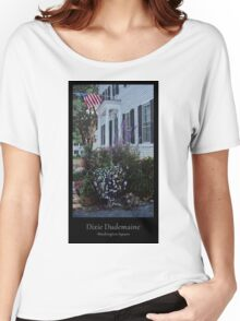 Washington Square Women's Relaxed Fit T-Shirt