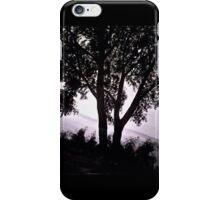 Lake tree iPhone Case/Skin