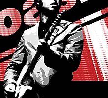 Noel Gallagher  by chris Morley