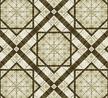 Geometric Abstract Background by DFLCreative