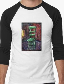 Lonely Chair Men's Baseball ¾ T-Shirt