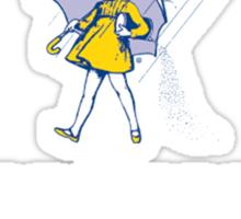 Morton Salt Sticker
