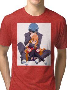 Toradora Tri-blend T-Shirt