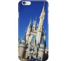 Cinderella Disney Castle iPhone Case/Skin