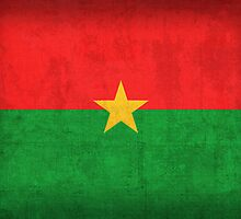 Burkina Faso Flag by flaglover