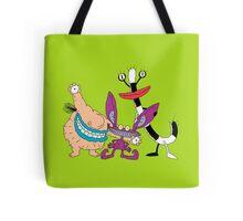 Aaahh!!! Real Monsters! Tote Bag