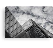 Zigzag ~ The Shard, London Canvas Print