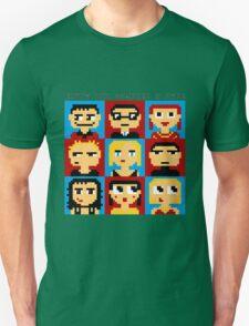 Buffy 8-Bit T-Shirt