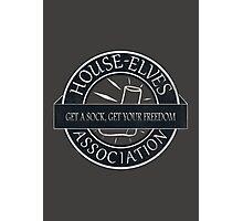 House-elves Association Photographic Print