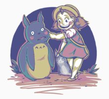 My Neighbour Totoro Mai Shirt (v1)  by JessyZee