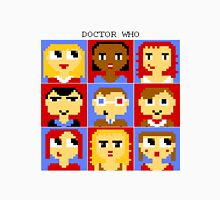 Doctor Who 8-Bit Unisex T-Shirt