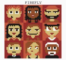 Firefly 8-Bit by Zack Cogburn