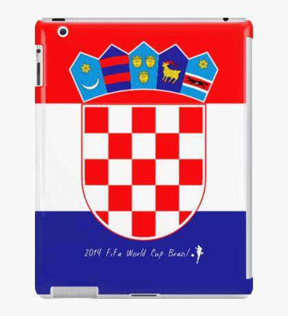 Croatia iPad Case/Skin