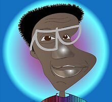 Bill Cosby by IrisGelbart