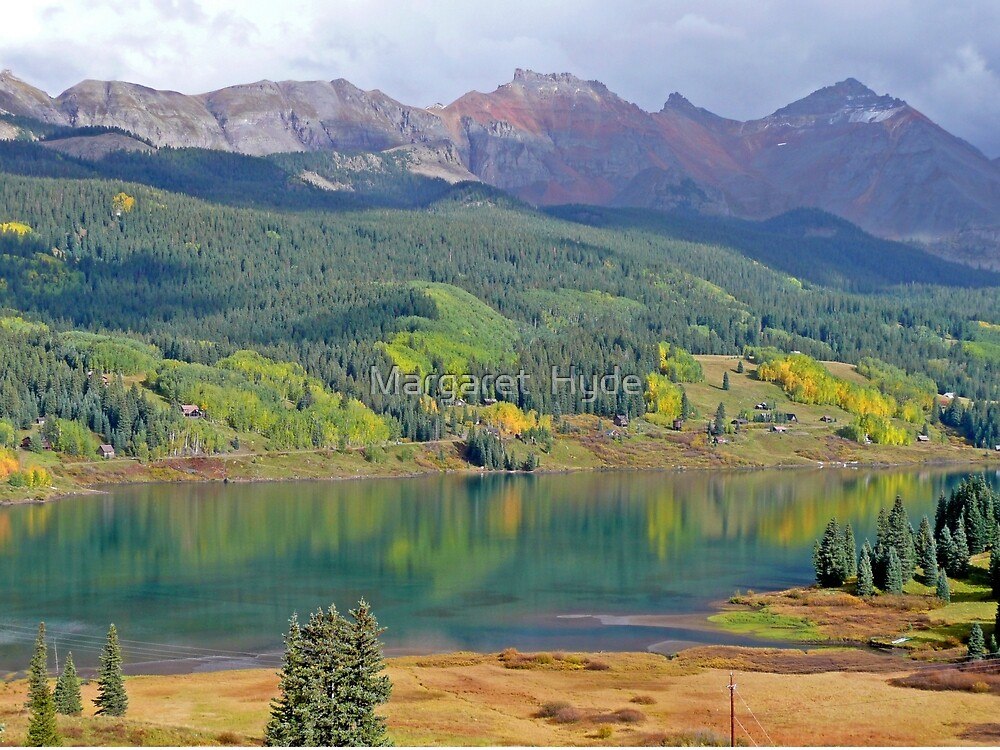 Trout Lake, Colorado  by Margaret  Hyde