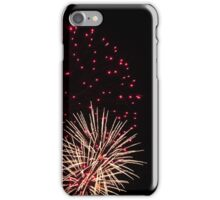 Fireworks II iPhone Case/Skin