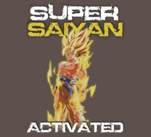 Super Saiyan - Goku by Cemre61