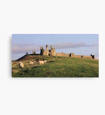 Castles and Colour Canvas Print