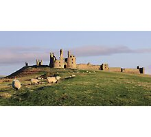 Castles and Colour Photographic Print