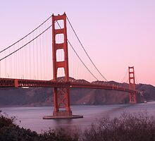 Golden Gate Bridge by HaveANiceDaisy