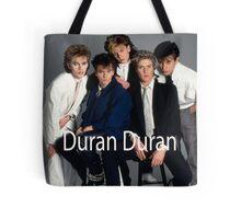 Duran Duran Band Tote Bag