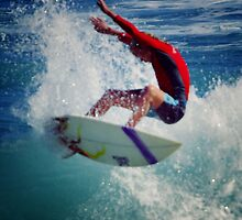 arial surfer by shutterbugsurf