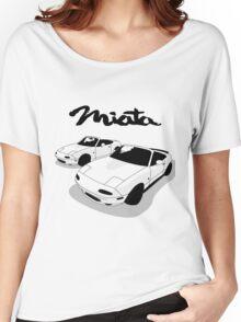 Mazda Miata Women's Relaxed Fit T-Shirt