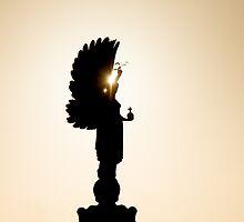 Peace Statue by Sue Robinson