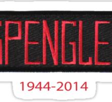 RIP Harold Ramis Egon Spengler GB2 Ghostbusters  1944-2014 Sticker