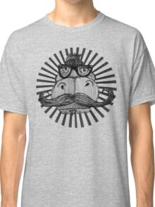 Hipster Dino Classic T-Shirt