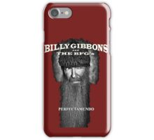 Billy Gibbons and the BFGs Perfectamundo Tour AM1 iPhone Case/Skin