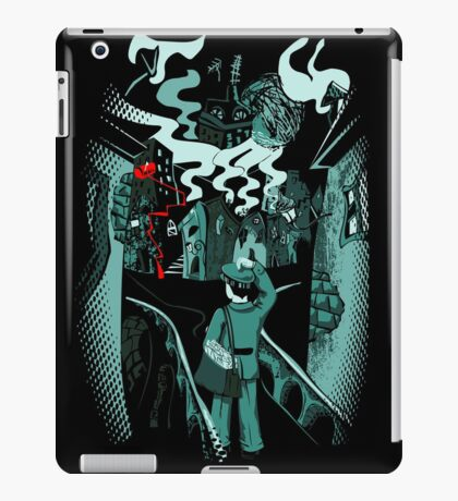 Letter to Mr Caligari iPad Case/Skin