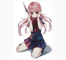 Yuno|My Future Diary Shirt by spaceprincess