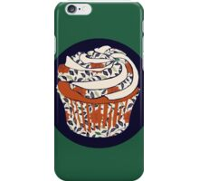 Retro Cupcake iPhone Case/Skin