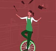 Kitchen multitasker by digestmag