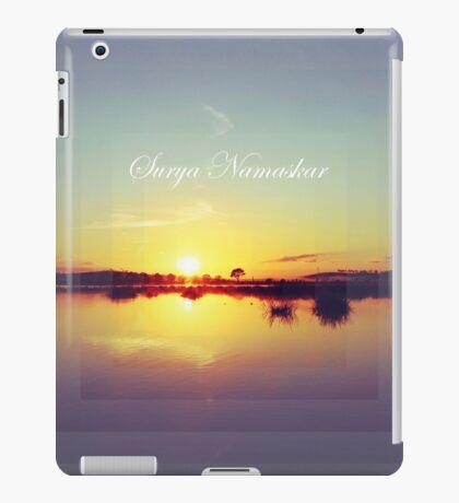 Surya Namaskar iPad Case/Skin