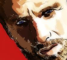 The Walking Dead, Rick Grimes Sticker