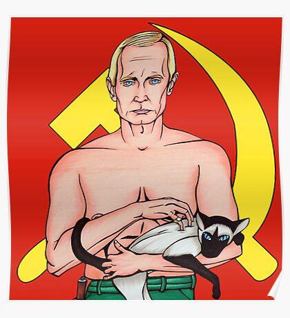 Call Me Dr. Putin Poster