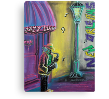 New Orleans Jazz Fest Canvas Print